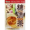 【日本直邮】日本山本汉方制药 糖流茶 24包入 240g 只要美味不要糖