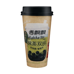 XIANGPIAOPIAO Brown Sugar Milk Tea with Boba and Raisin 85g