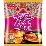 JAPAN KOIKEYA Tom Yum Goong Potato Chips 55g