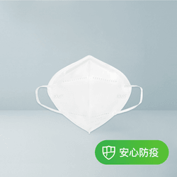 Filters > 98.9% KN95 4-layer Face Mask (5PCs)