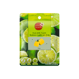 Lime Jelly 51g