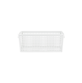 【CHINA DIRECT MAIL】YANXUAN Made in Japan Drawer Type Label Storage Basket (White - Small)