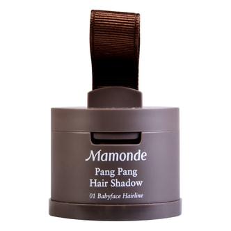 韩国MAMONDE梦妆 PANG PANG 发际线填充阴影粉 #01深棕色 4g