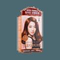 韩国RYO吕 染白发染发剂 明亮棕色 色号7O 120g