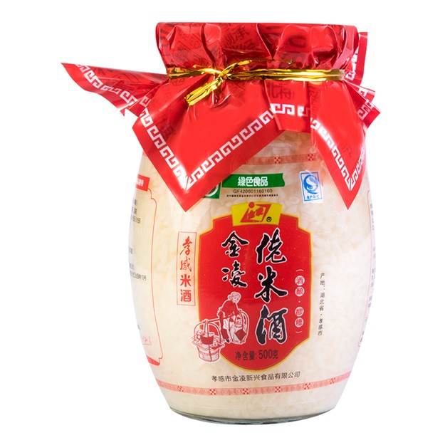 JINLINGMIJIU  Rice Wine 500g
