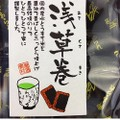 日本传统风味浅草卷酱油海苔包米饼 45g
