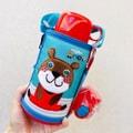 【日本直邮】TIGER虎牌 儿童不锈钢保温杯便携两用水杯 安妮 600ml