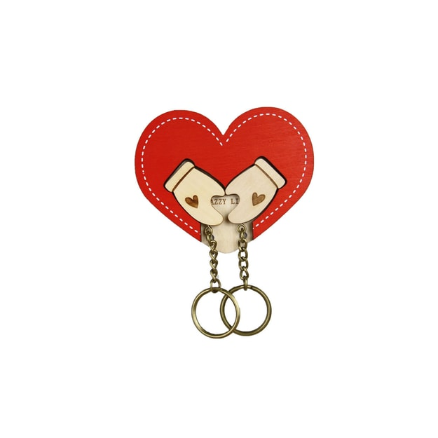 Product Detail - DAZZY LIFE Key House #Embracelove - image 0