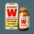 WAKAMOTO 若素制药  乳酸菌诺元锭助消化治便秘  1000片
