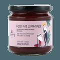韩国 Father's Hill 爸爸山丘 儿童辅食天然果酱 儿童可放心食用 280g #紫薯