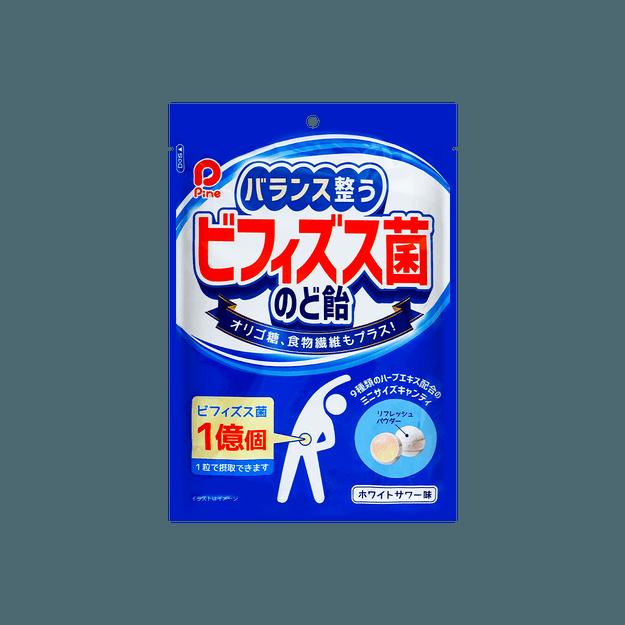 商品详情 - 日本PINE 平衡双歧杆菌润喉糖 60g - image  0