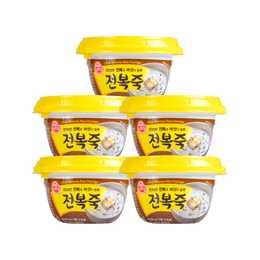 Abalone Rice Porridge Value Pack 285g*5Pack