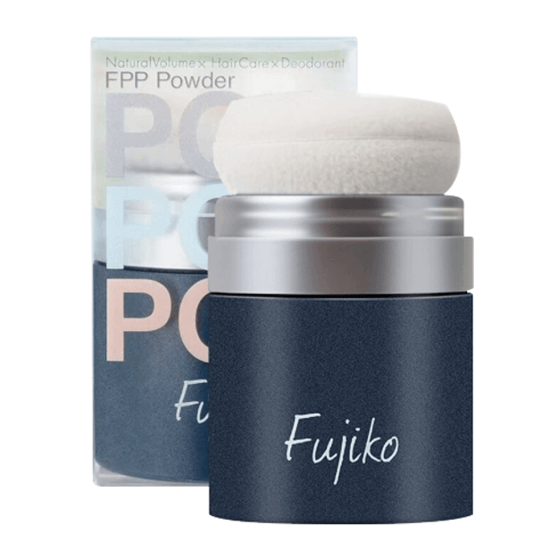 Product Detail - FUJIKO Pon Pon Powder Natural Volume 8.5g - image 0