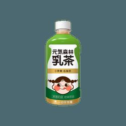 元气森林 乳茶 茉香奶绿 450ml