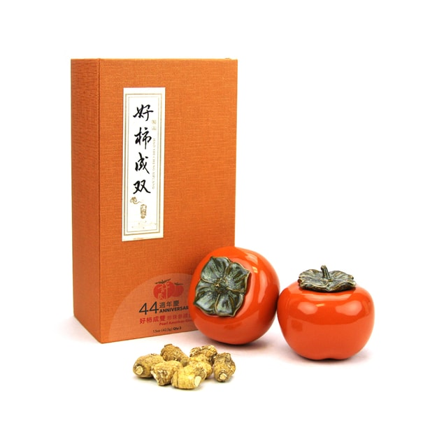 Product Detail - HSU\'S 44 Years Anniversary Cultivated pearl Deluxe Box 85g - image 0