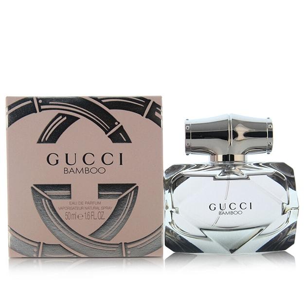 Gucci Bamboo By Gucci Eau De Parfum Spray For Woman Edp 16 Ounces