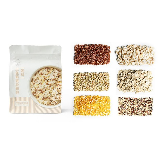 BUYDEEM Cereals Pack with Quinoa 8 bags - Yamibuy.com