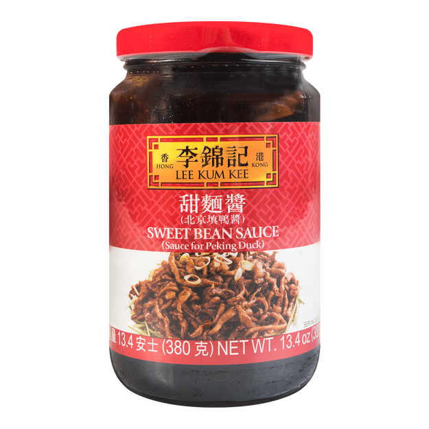 Product Detail - Lee Kum Kee Sweet bean sauce (Pecking Duck) 380g - image 0