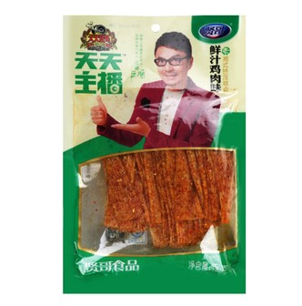XIANGE Spicy Gluten La Tiao Chicken 150g Famous Chinese Special Snack