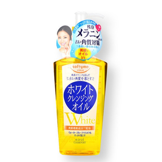 Product Detail - JAPAN KOSE SOFTYMO Makeup Remover 230ml - image  0