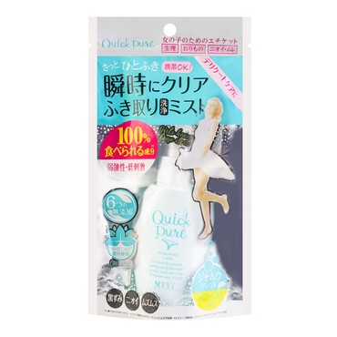 QUICK PURE Feminine Care Mist 60ml