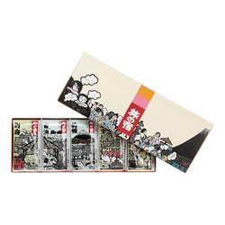 日本KRACIE嘉宝娜 旅之宿 盐浴礼盒组 15包入 375g