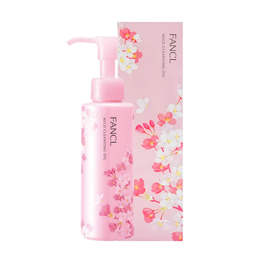 FANCL Mild Cleansing Oil 120ml 40 Years Limited Edition