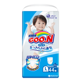 GOO.N Baby Diaper Soft Pants for Boy Type L Size 9-14kg 44Pcs