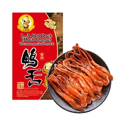LA HOT DUCK Duck Tongue Vacuum Packed Snack 200g