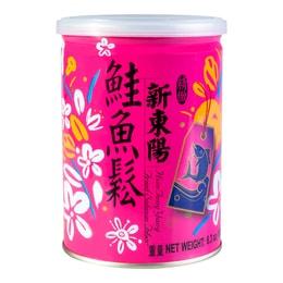 台湾新东阳 精致鲑鱼松 铁罐装 180g
