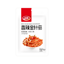 Spicy Mushrooms, 150g