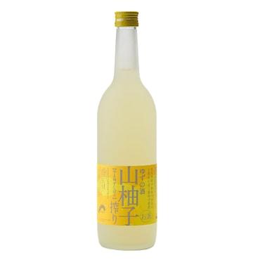 【断货王】司牡丹酒造 山柚子酒 720ml