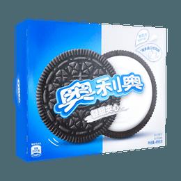 OREO Sandwish Biscuit Original Flavor Light 466g