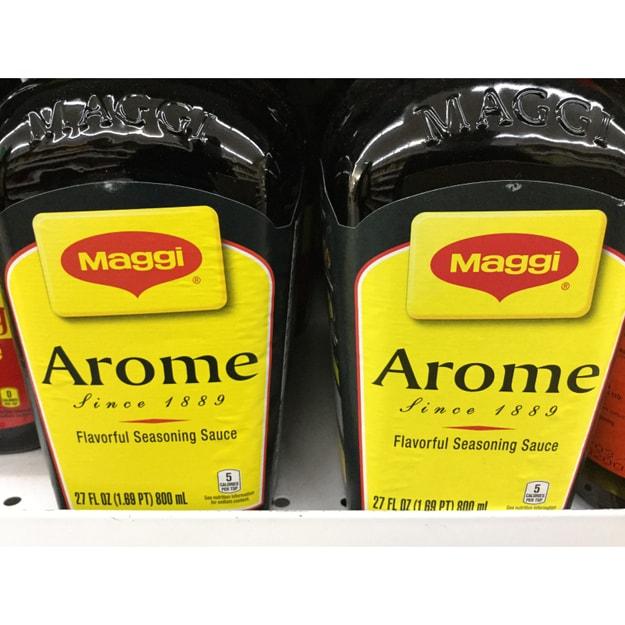商品详情 - 美极芳香极品酱油800毫升 - image  0