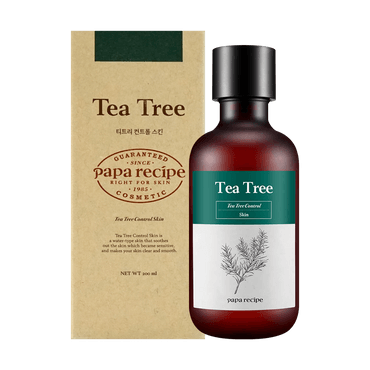 Papa Recipe Tea Tree Oil Skin Essense 200ml