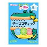 WAKODO Baked  Baby Cheese Sticks 9M+ 21 Sticks (with Calcium)