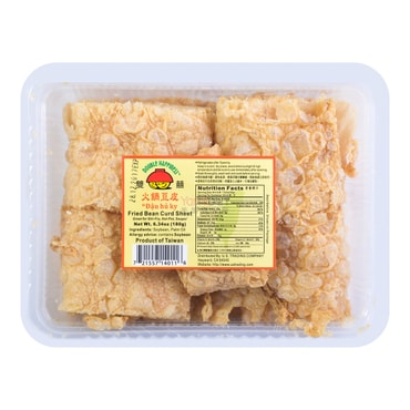 SHUANGXI Fried Bean Curd Sheet 180g
