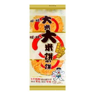 台湾旺旺 大米饼 135g