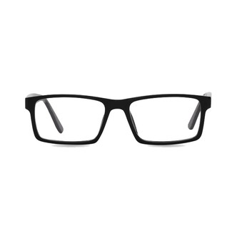 DUALENS 防蓝光护目镜 -黑色 (DL75008 C1) 镜框 + 镜片