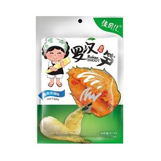 与美 佳贝儿  即食罗汉笋 秘制香辣味 100g