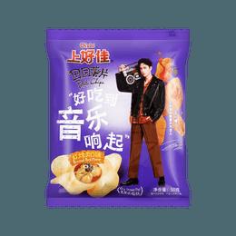OISHI上好佳 田园薯片 红烩肉口味 50g 王一博款