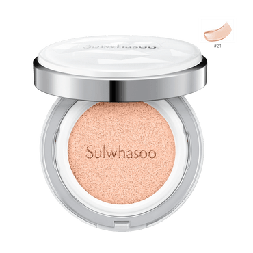 SULWHASOO Snowise Brightening Cushion No.17 Natural Pink