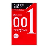 Japan OKAMOTO 0.01 Condoms 3pc