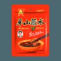 单山 单山蘸水 青花椒麻辣味 云南特产 (辣椒面) 100g