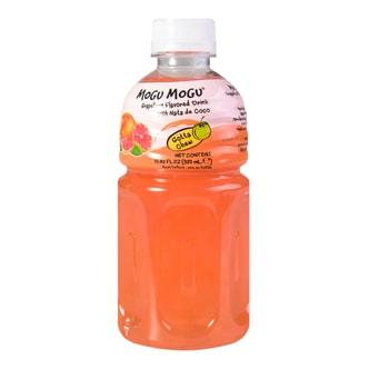 MOGU MOGU Grape Flavored Drink with Nata de COCO 320ml