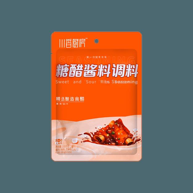 商品详情 - 白家 川香厨房 糖醋酱料 100g - image  0