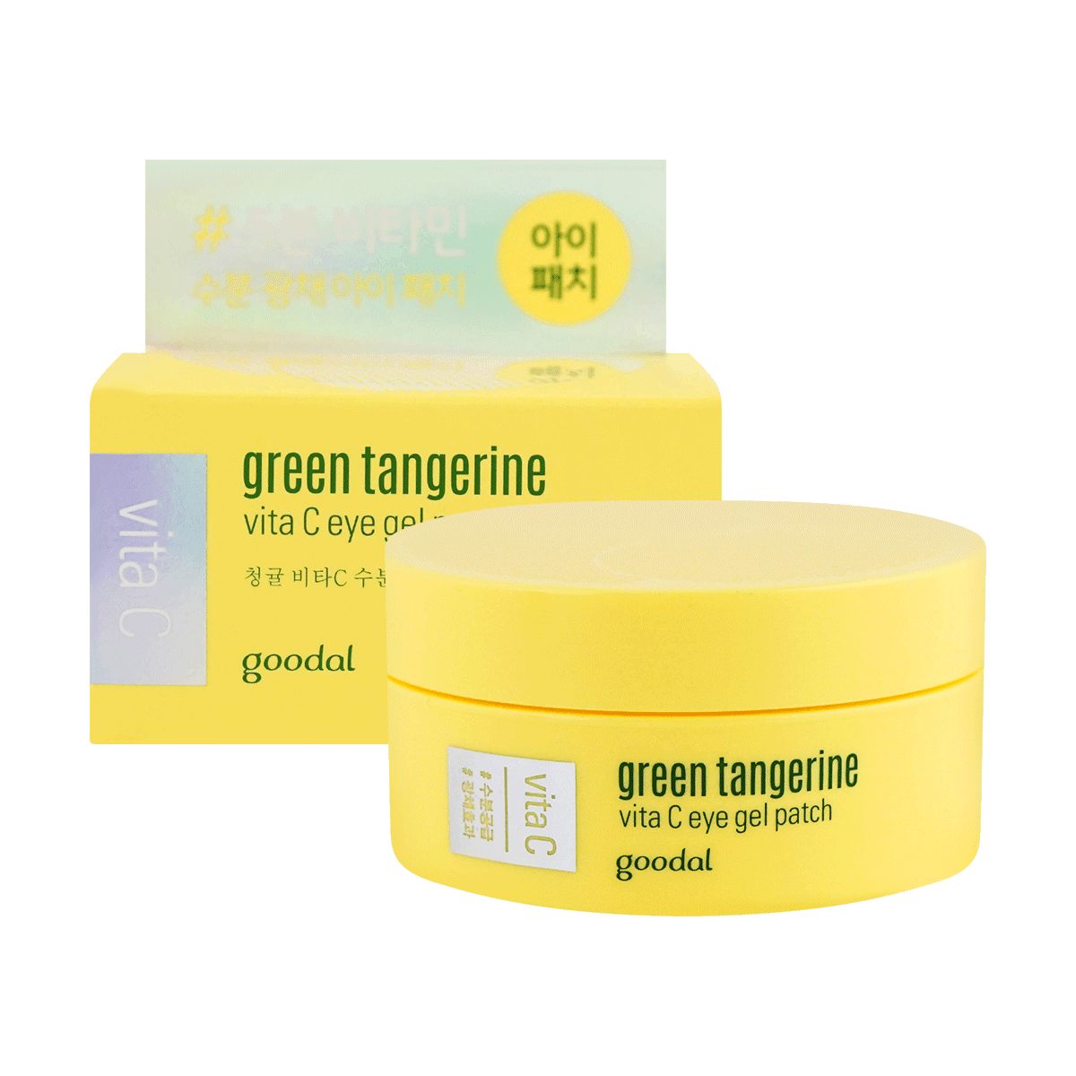 Yamibuy.com:Customer reviews:Green Tangerine Vita C Eye Gel Patch 60pcs