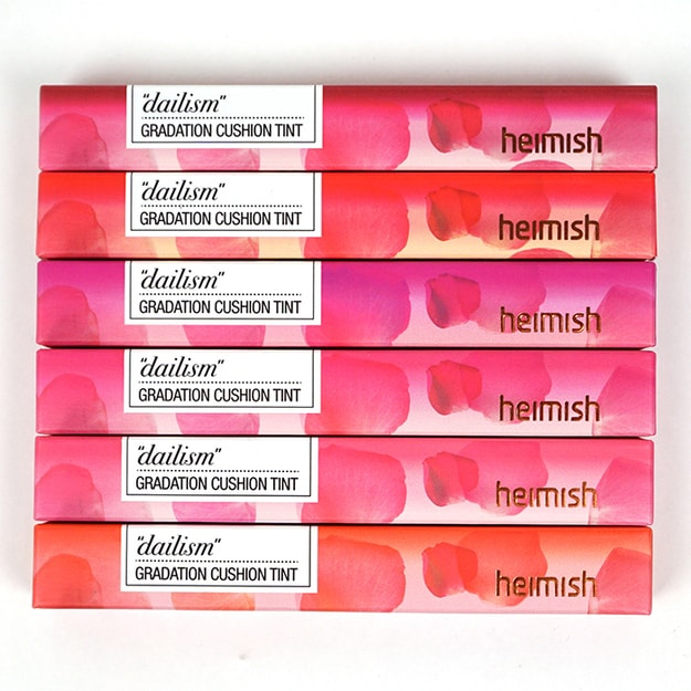 Product Detail - KOREA Heimish Dailism Gradation Cushion Tint #06 Geranium - image 0