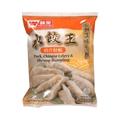 味全 水饺王 美加真味系列 唐芹鲜虾 21oz
