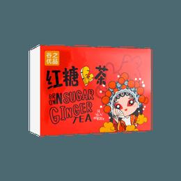 谷之优品 红糖姜茶 大姨妈手工姜丝独立包装